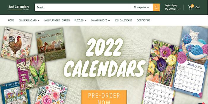 2022 Lang Calendars